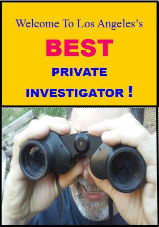 State Licensed Private Investigator