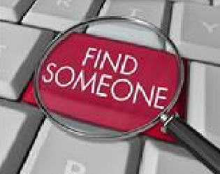 Find Someone Now!