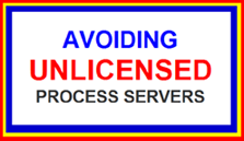 licensed process servers in los angeles